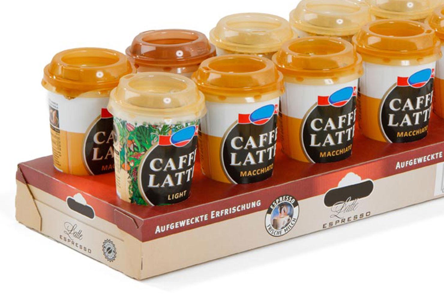 Shelf Ready Packaging (SRP), Werbeträger aus Wellpappe