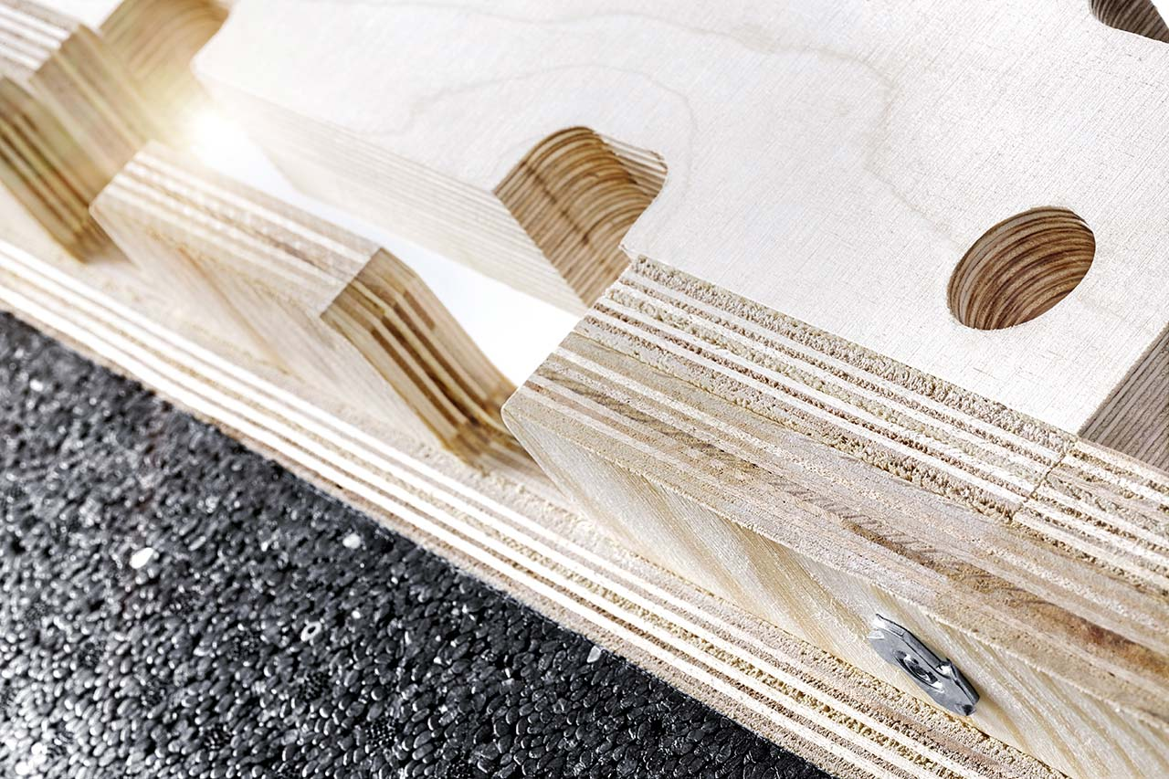 Verpackungen aus Holz