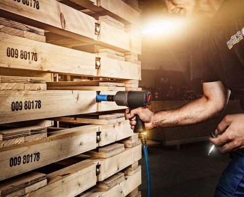 Maßgefertige Verpackungssysteme aus Holz
