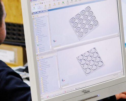 3D-Verpackungsentwicklung