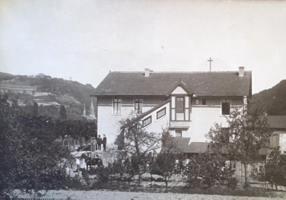 HEUCHEMER VERPACKUNG || Gründung des Lahn- Säge- und Hobelwerkes durch Carl Heuchemer -1920