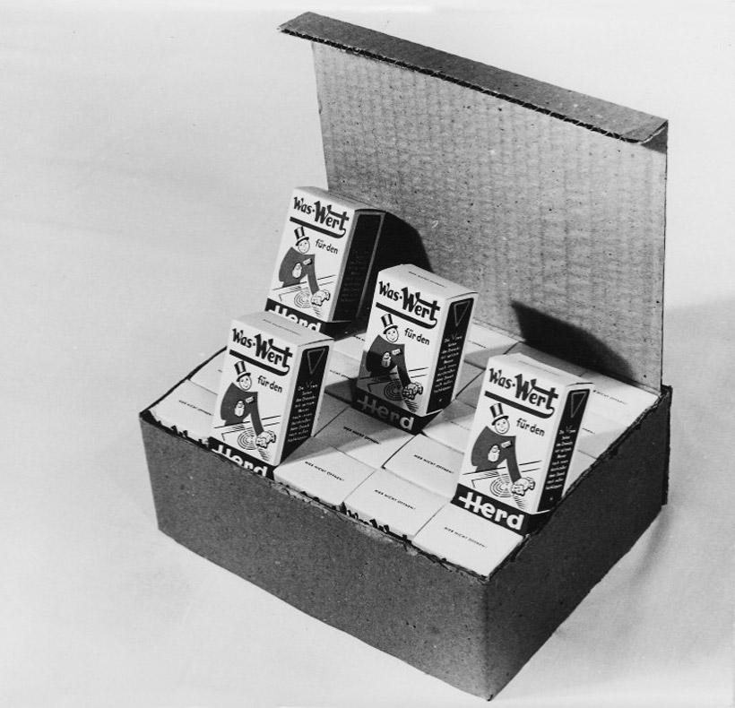 HEUCHEMER VERPACKUNG || Produktbeispiel Wellpappenverpackung - 1953