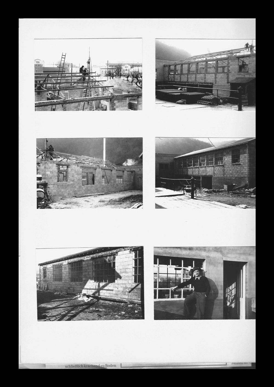 HEUCHEMER VERPACKUNG || Brand im Sägewerk Bad Ems 1953