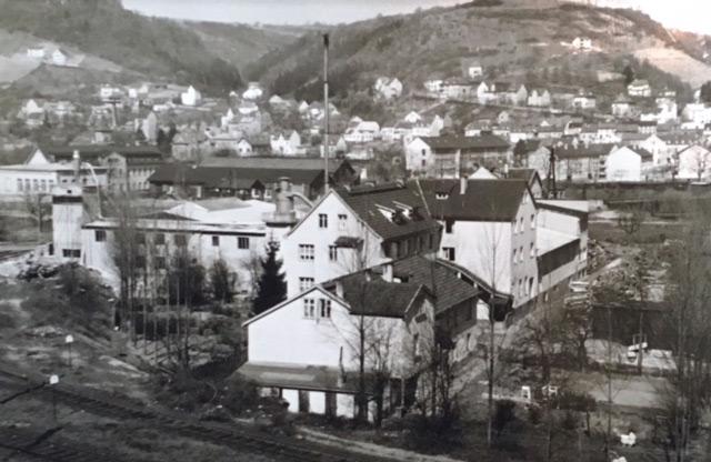 HEUCHEMER VERPACKUNG || Betriebsgebäude - 1961