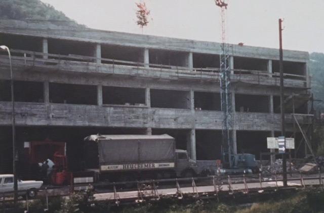 HEUCHEMER VERPACKUNG || Neues Betriebsgebäude Bad Ems - 1969