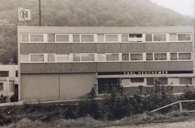 HEUCHEMER VERPACKUNG || Neues Betriebsgebäude in Bad Ems - 1969