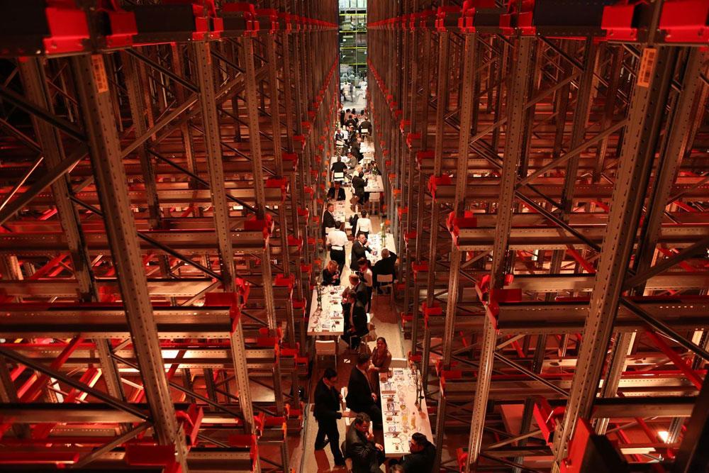 HEUCHEMER VERPACKUNG || Eröffnung Logistik-Zentrum in Miehlen /Ts. II 2013