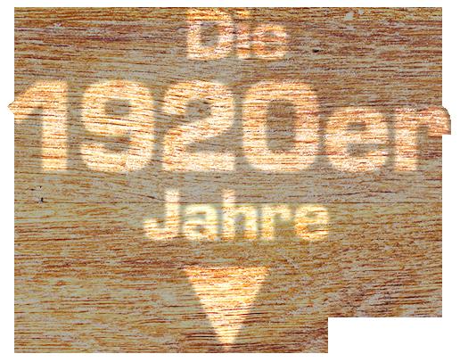 HEUCHEMER VERPACKUNG || Die 1920er Jahre