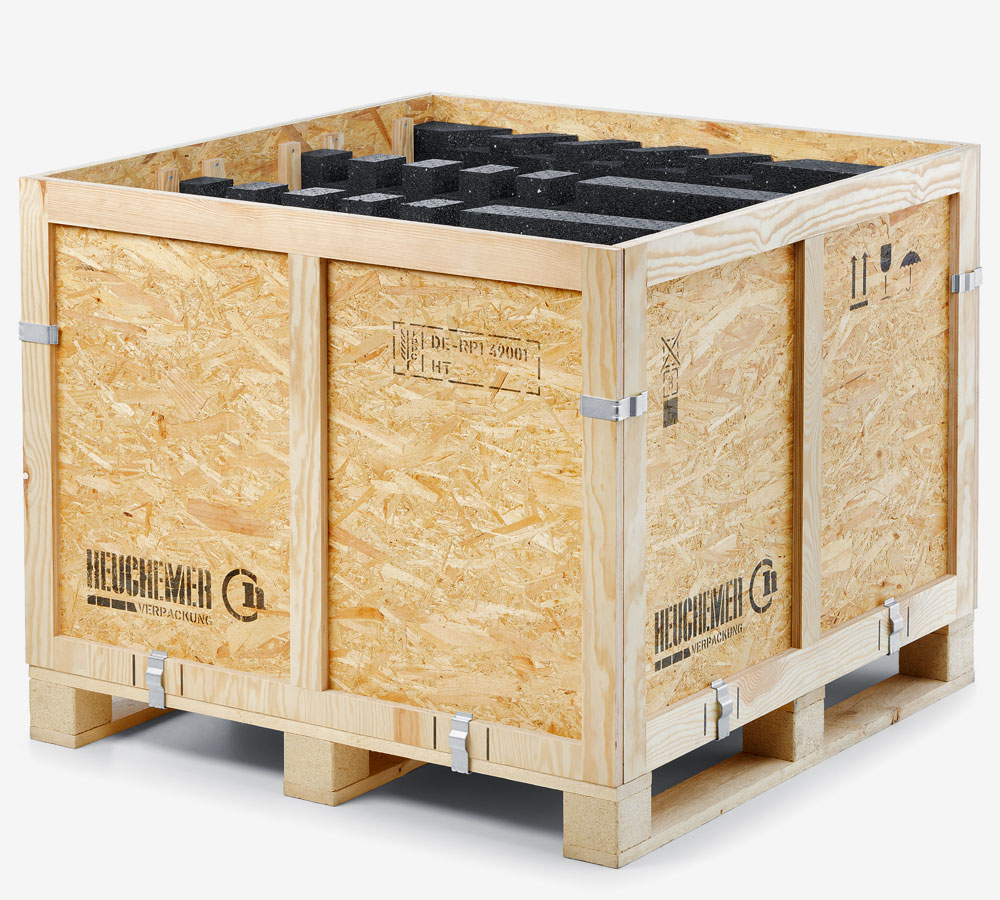 HEUCHEMER VERPACKUNG || Kombinationsverpackung