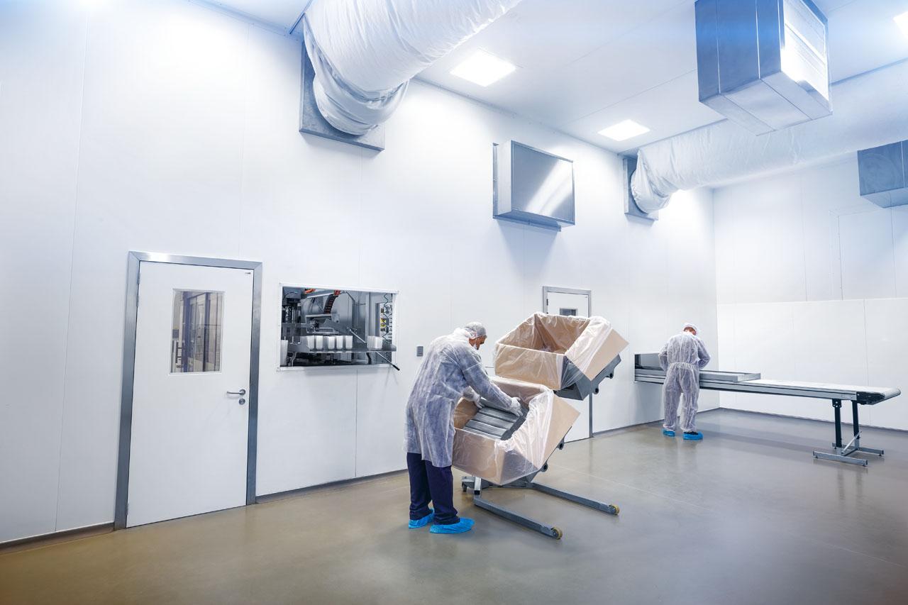 HEUCHEMER VERPACKUNG || Reinraum Kunststoffverpackungen 2012