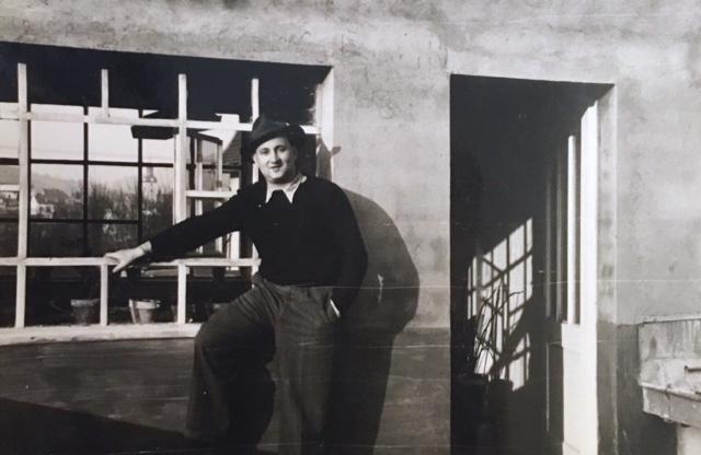 HEUCHEMER VERPACKUNG || Karl-Heinz Heuchemer übernimmt die Leitung des Unternehmens von Vater Carl Heuchemer - 1960