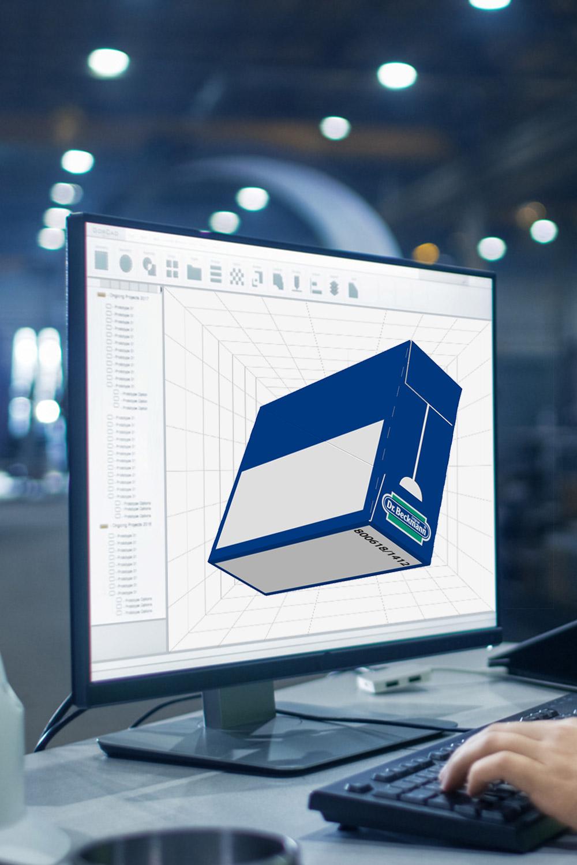 HEUCHEMER VERPACKUNG || CAD / CAM Verpackungsentwicklung