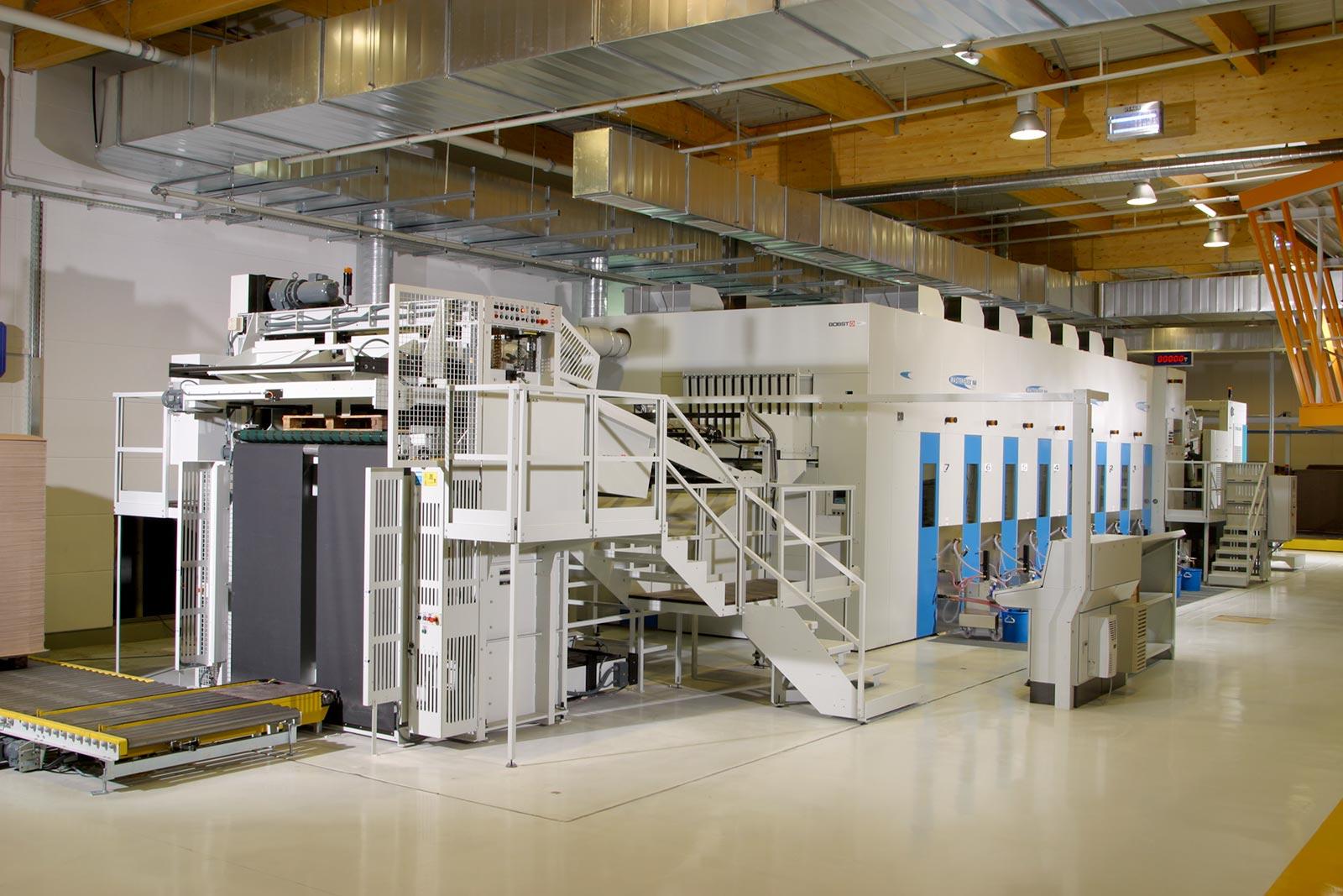 HEUCHEMER VERPACKUNG || Eröffnung Druckzentrum Miehlen - 2004