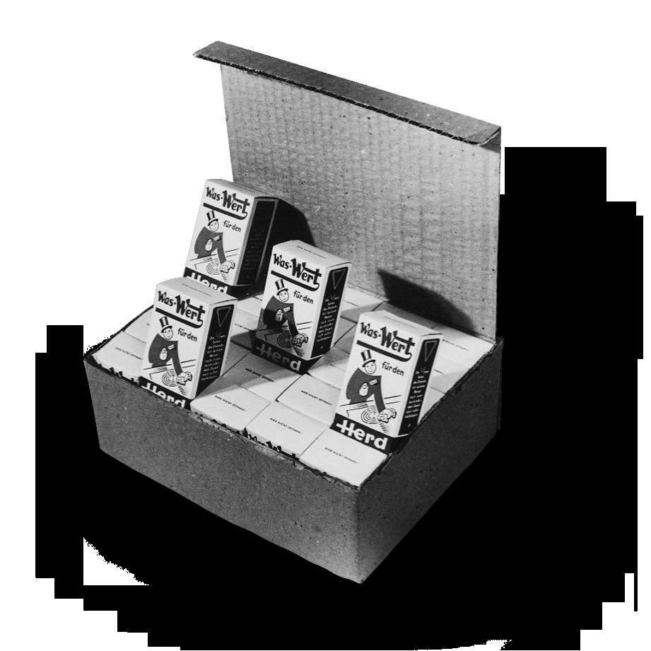 HEUCHEMER VERPACKUNG || Verpackung aus Wellpappe - 1953